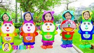 Finger Doremi Candies Box by Bim candy Nursery Rhymes