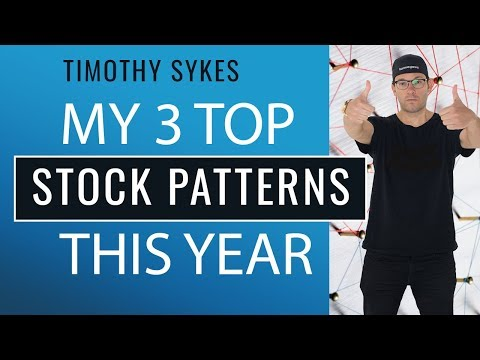 My 3 Top Stock Patterns This Year