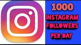 अपने इंस्टाग्राम के followers केसे बढ़ाये || how to increase your Instagram followers