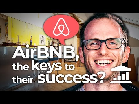 How AIRBNB Revolutionized the TOURISM Industry - VisualPolitik EN