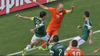 Anecdota Mexico vs Nueva Zelanda 2017