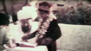 Rare Film of Hazrat Khalifatul Masih II