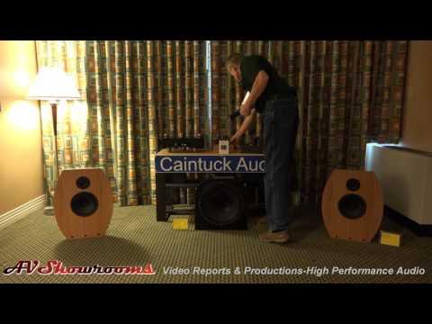 Caintuck Audio, Flea Watt, Hawthorne Audio, Capital Audiofest