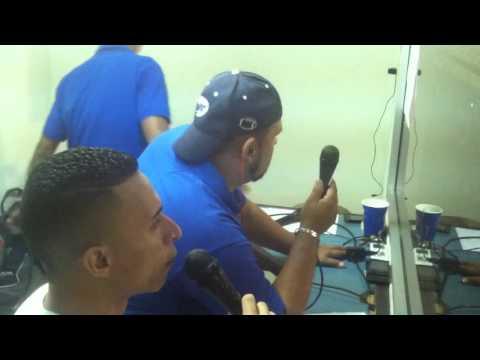 Stereo Ceiba Narracion del partido Victoria VS Honduras Progreso 06/04/2016