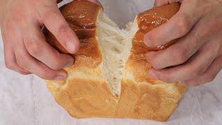 촉촉함의 끝판왕 탕종 우유식빵 만들기