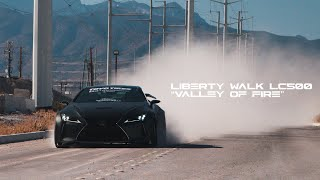 Jaycray's Liberty Walk Lexus LC500   \
