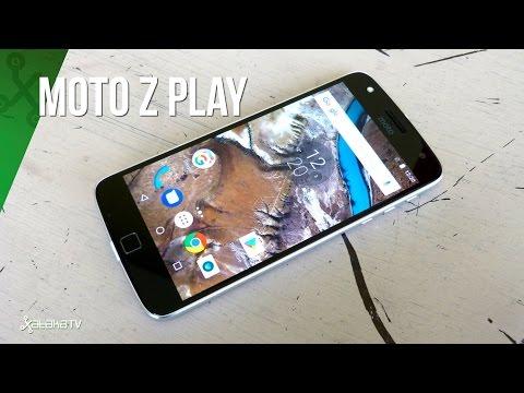 Moto Z Play, review análisis en español