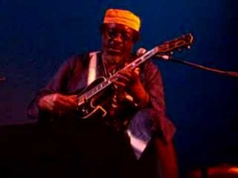 James Blood Ulmer:  Gonna Take My Music Back To The Church