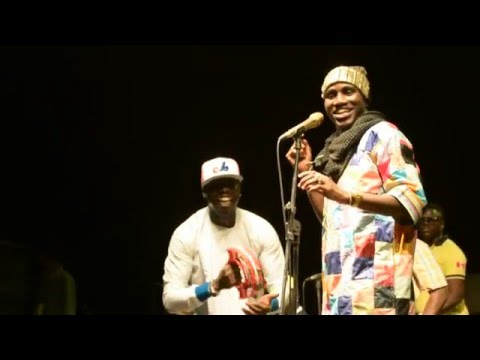 Wally seck - concert cices 2015 part1