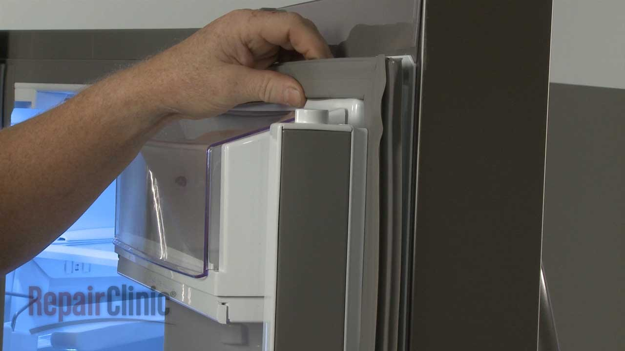 Frigidaire Refrigerator Door Seal Replacement #17
