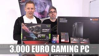 Wir verlosen einen 3.000 Euro Gaming-PC (Zusammenbau & Gewinnspiel)