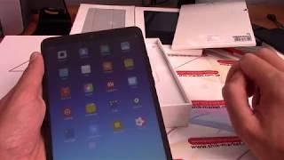 видео Защитная пленка для Xiaomi Mi Pad