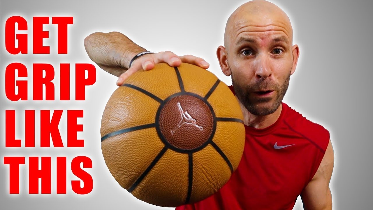 3 STRANGE Ways To Improve Grip & Palm A Basketball Even With Small Hands!