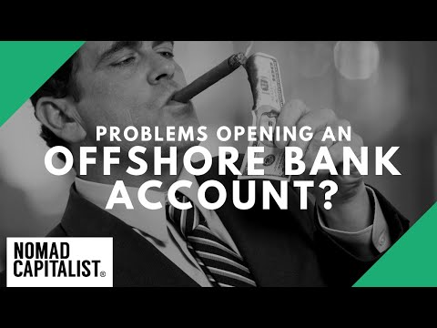 Avoid THIS When Opening an Offshore Bank Account
