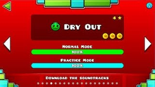 Geometry Dash #4 | Dry Out (sin mi voz) | MasterAlan02