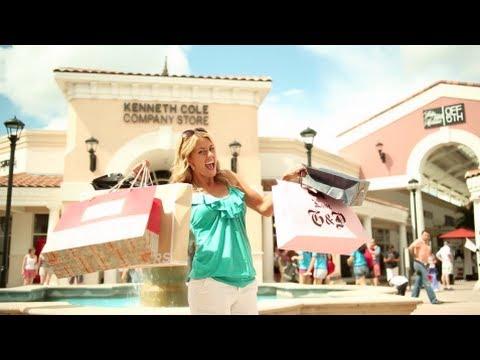 Orlando's Top Ten Must Do's- Shopping