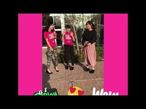 KINDAI GIRLS自己紹介Vol.1(井戸亜美、中屋美咲、岡本夏美)