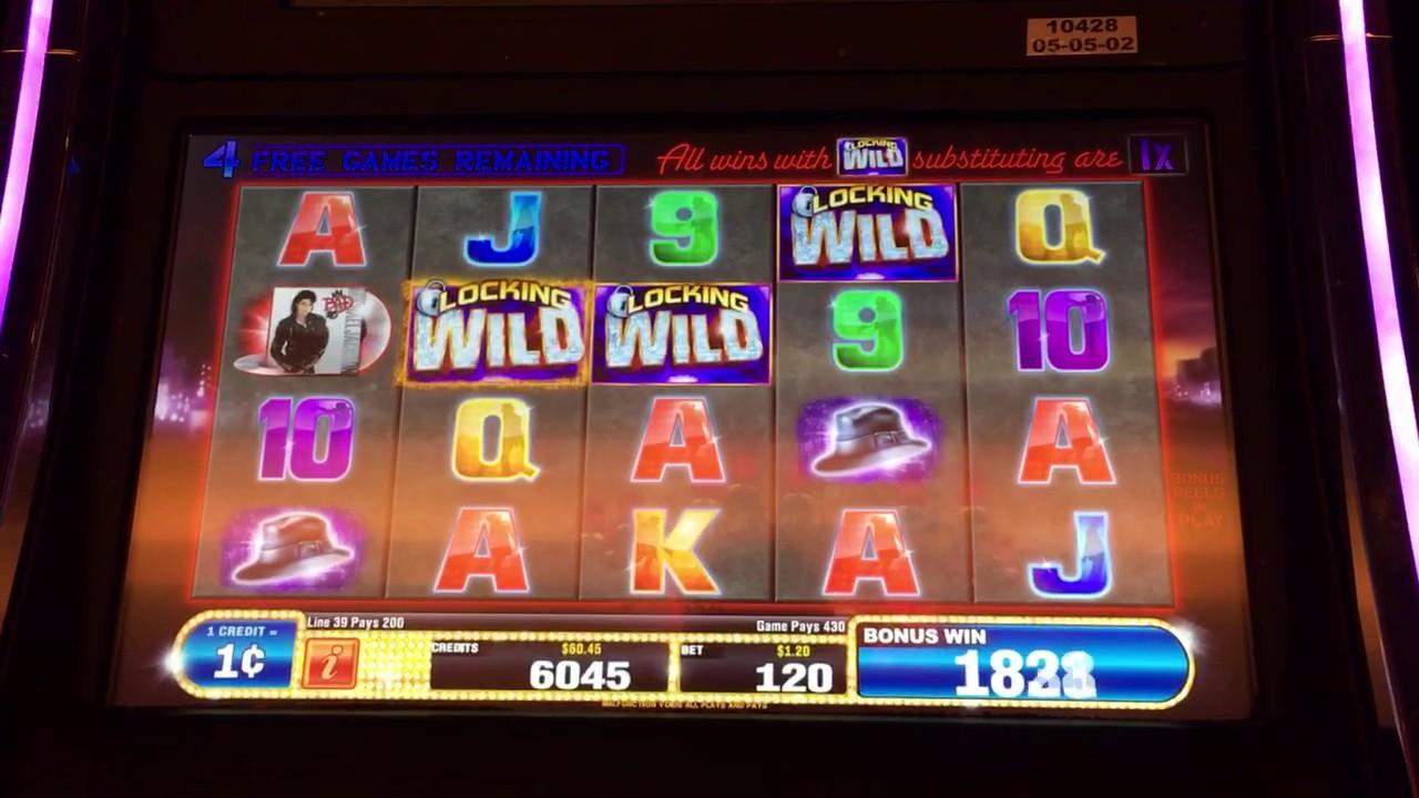 Free Slot Machine Michael Jackson