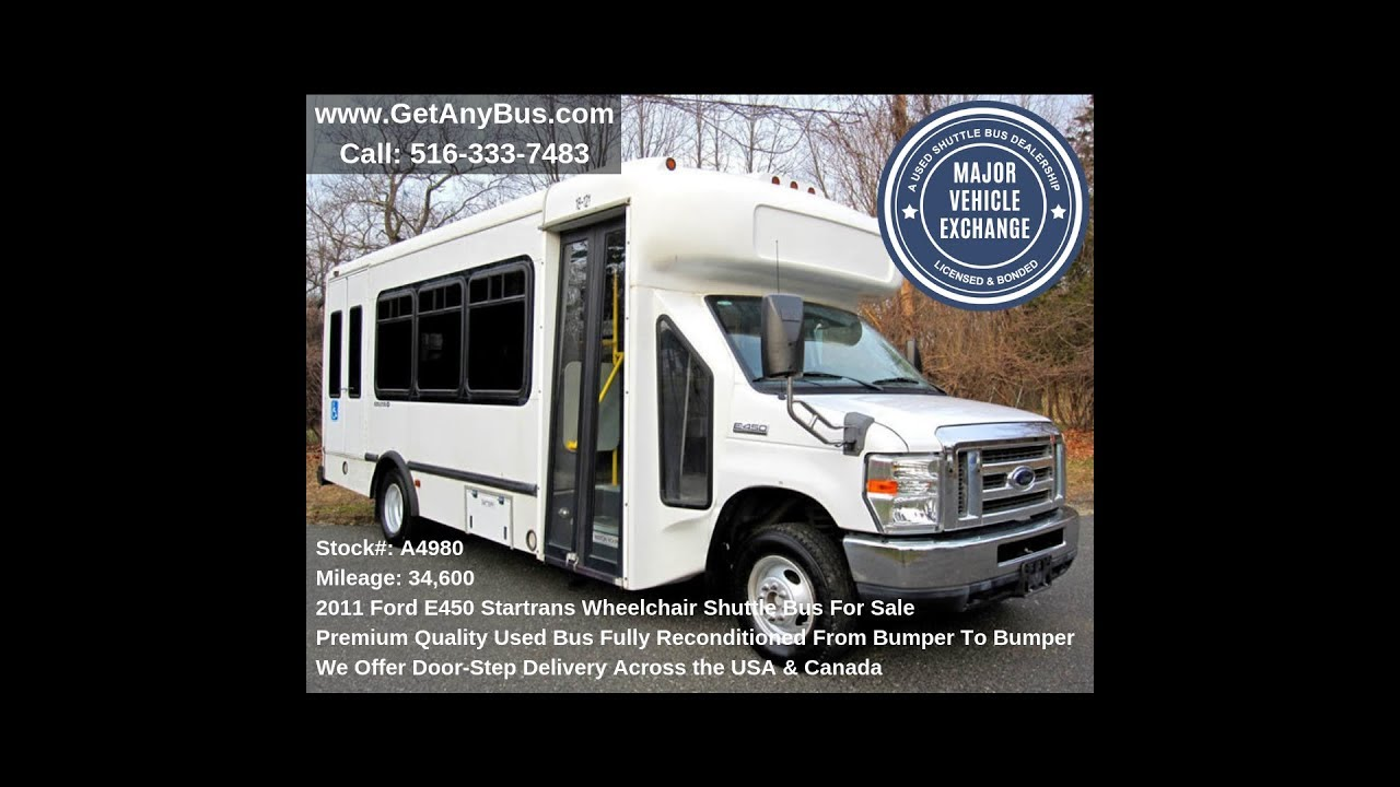 Used Church Buses For Sale The Role Of An Experienced Dealer When