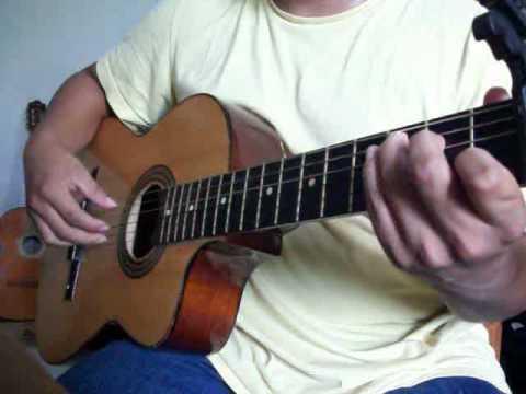 VINE A ADORAR A DIOS CON TUTORIAL (Solo Guitarra Acustica) Musica ...