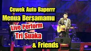 Cewek Auto Baper !!! Menua Bersamamu Live Perform Musisi Jogja Project