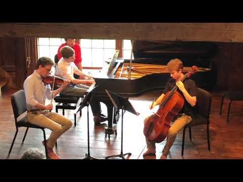 Piano Trio in e minor, No. 2, Op. 67, 1. Andante (D. Shostakovich)