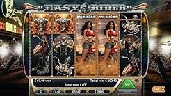 EASY RIDER ™ - a 5-reel online slot game at Goldruncasino
