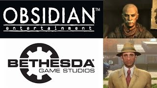 The creative difference between Obsidian and Bethesda