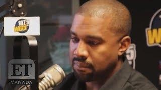 Kanye West Cries Over 'Slavery' Comment Backlash