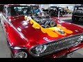 Dodge Polara 500 Pro Street Mid Atlantic Indoor Nationals