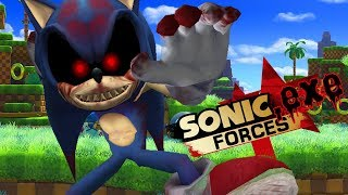 SONIC.EXE IS IN THE GAME | Sonic Forces Gameplay PART 1