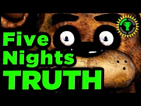 Thumbnail: Game Theory: Five Nights at Freddy's SCARIEST Monster is You!