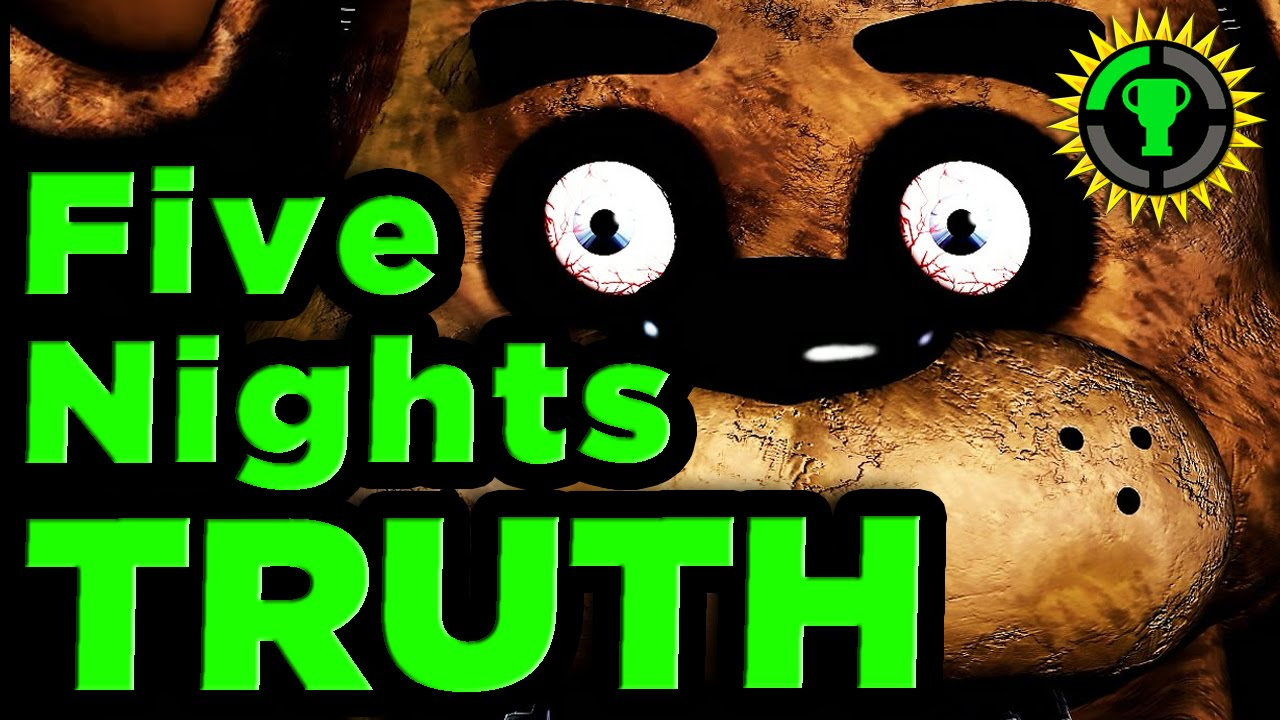 Game Theory Five Nights At Freddy S Scariest Monster Is