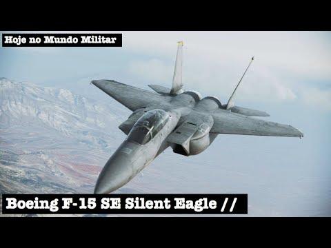 Boeing F-15 SE Silent Eagle
