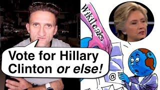 Casey Neistat Touts Trump Threat to Hawk Hillary & Devious DNC Scheme to Sell TRUMP!
