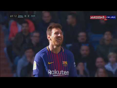 REAL MADRID vs BARCELONA 0-3 23/12/17 HIGH TECHNOLOGY OF INTEL
