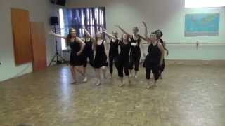 YWAM Wiler Summer Dance & Mime Intensive 2015 - Show & Tell - Jazz