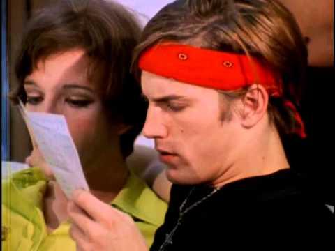 "Jackie Curtis & Joe Dallesandro in ""Flesh"""