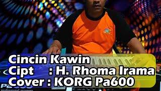 Cincin Kawin • Rhoma Irama Karaoke Dangdut & Lirik