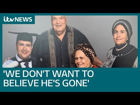 Son's 'impossible hope' dad is not among those killed in NZ attacks | ITV News