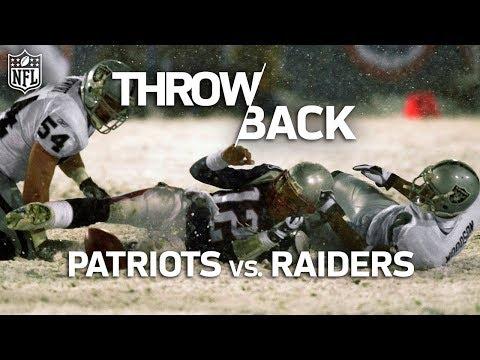 Patriots vs. Raiders: A History of Controversy & Super Bowls | NFL History