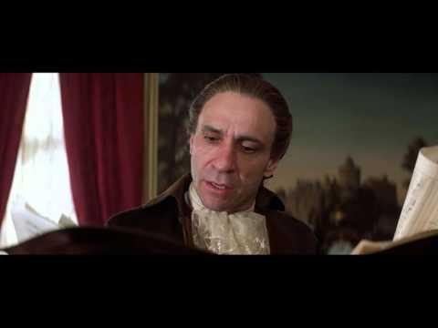 Amadeus Best Scene