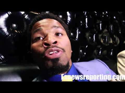 Shawn Porter Full Interview On Thurman Brook Pacquiao esnews boxing