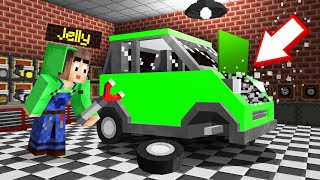 I Opened A CAR MECHANIC SHOP In MINECRAFT!