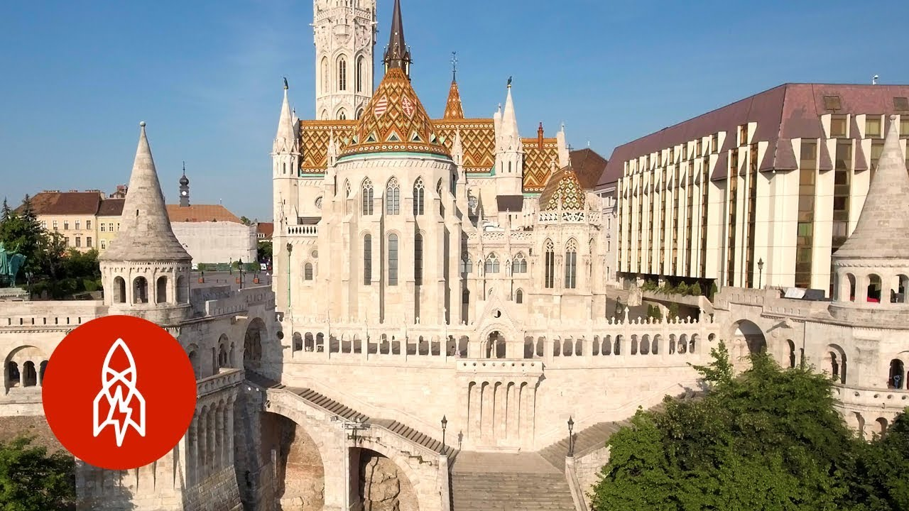 A Panoramic View of Budapest