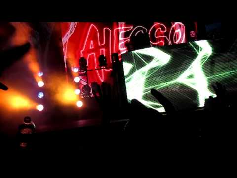 [HD] Alesso @ Sunset Music Festival 2012