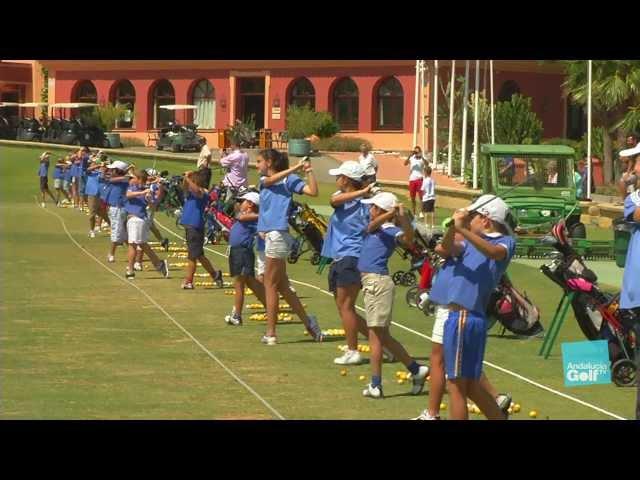 escuela de golf la canada
