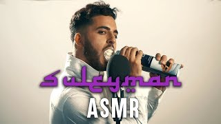 Suleyman testar ASMR