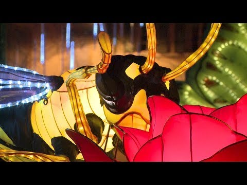 French town hosts Chinese lantern festival in Europe's first