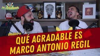 La Cotorrisa - Episodio 14 - Qué agradable es Marco Antonio Regil